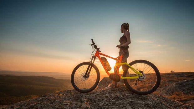 Fit und agil mit dem E-Bike werden